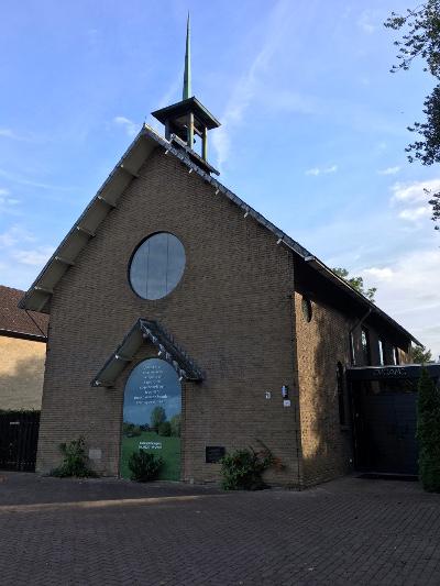 yoga Epse, yoga in een kerk