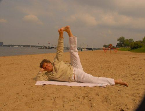 Deventer en yoga zijn met elkaar verbonden.