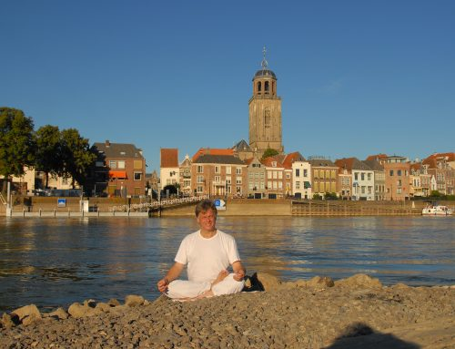 Spirituele wandeling, Deventer leent zich daar voor