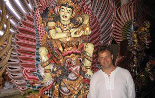Spirituele Agung reis Bali