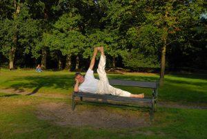 yoga ontspannen