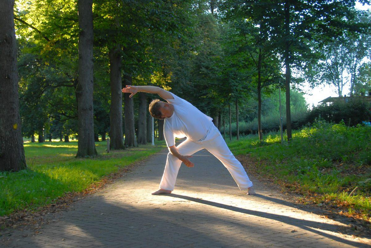 stress yoga door yogaberry