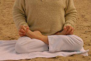 voeten yoga in Deventer