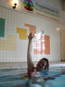 water yoga Twello, en 30 jaar ervaring aan de wal.
