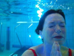 water yoga Deventer Twello Epse en Terwolde en namaste groet