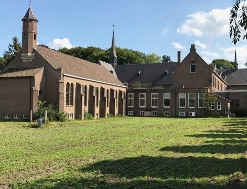 Yoga wandeling klooster Sion