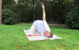 yin yoga in Deventer