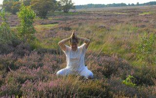 yoga en hyperventilatie