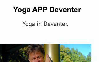 Yoga APP Deventer
