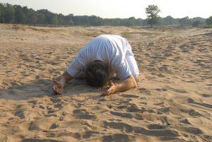yoga om lekker te slapen
