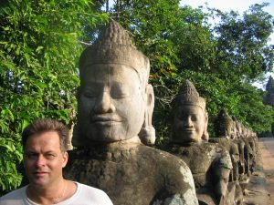 yoga vakantie in Cambodje