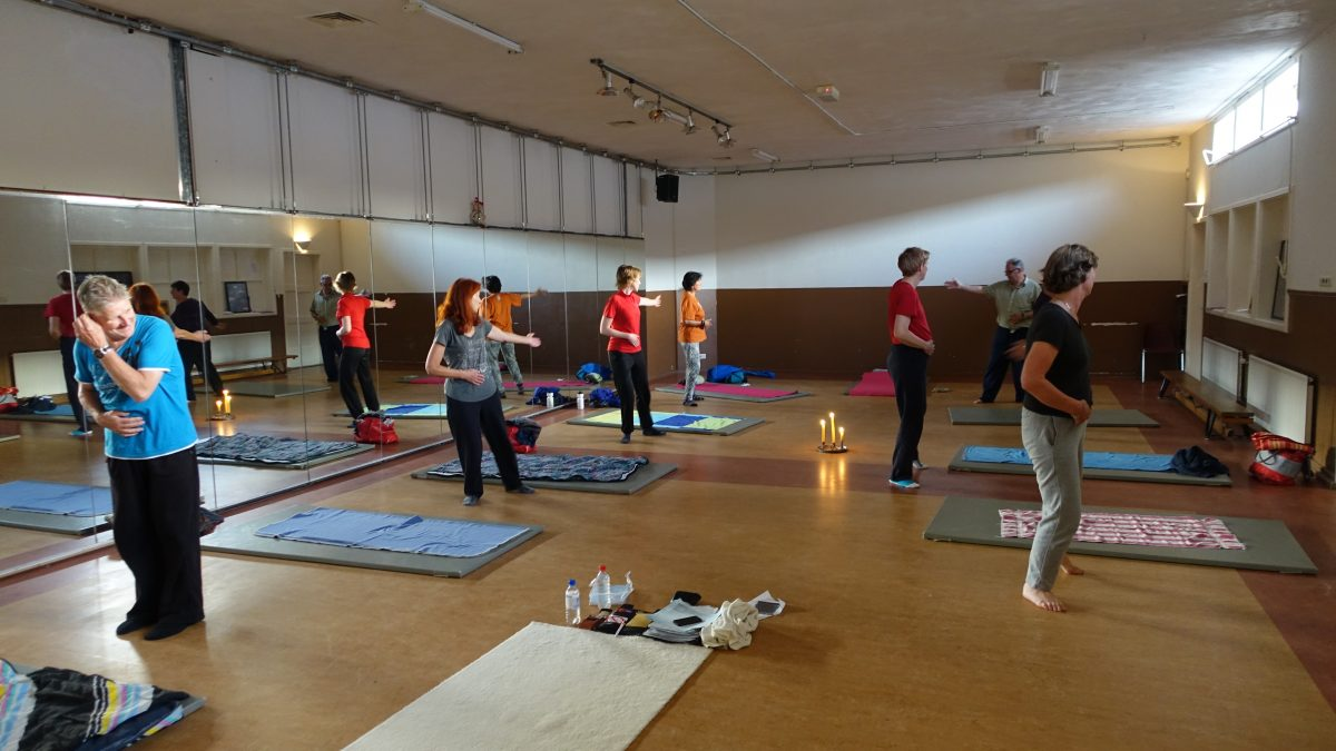 Yoga oefeningen voor beginners en gevorderden