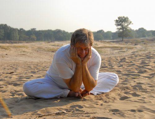 Yoga en onthaasten, een goede combinatie