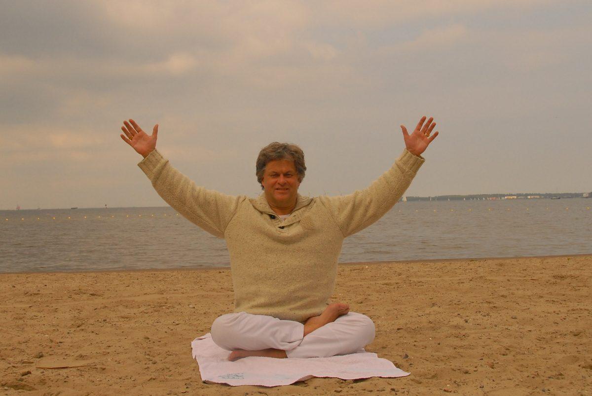 De volledige ademhaling bij de yoga