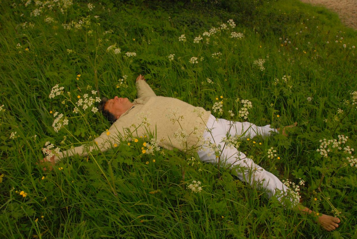 zomeryoga bij Deventer yoga