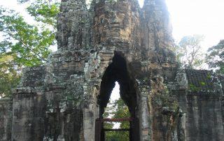 meditatie, ga de poort door naar ZIJN