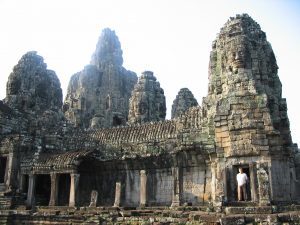Mediteren in Cambodja