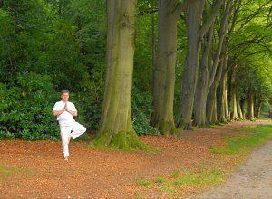 yoga en sport geven je balans in het leven