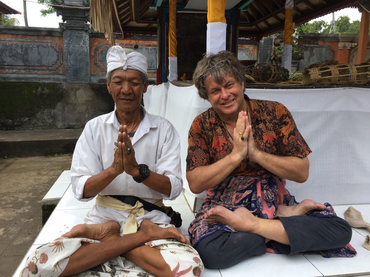 Bali yoga reis