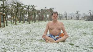 koud en yoga