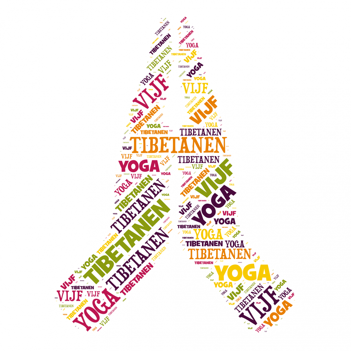 5 tibetanen yoga