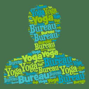 Bureau yoga