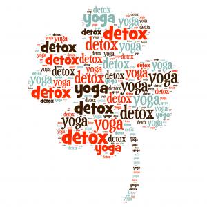 detox yoga lekker na de winter