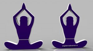 Yoga usb stick, yoga voor overal