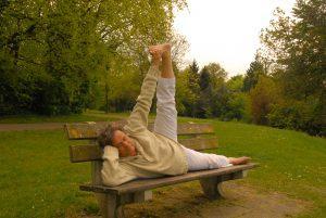 bekken yoga