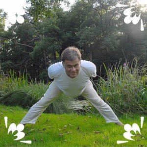 "Yoga is je laten ""raken""."