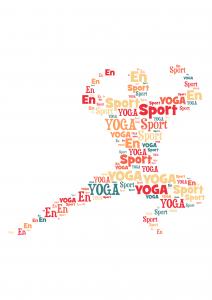 yoga en sport geeft meer dan kracht