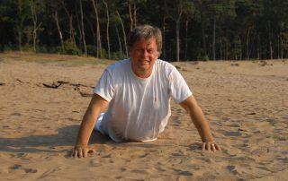 Hoe leeft een yogi?