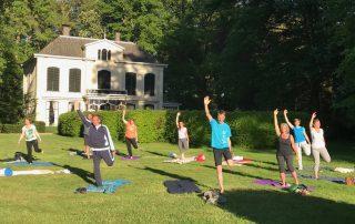 Yoga in Twello bij Klein Noordijk