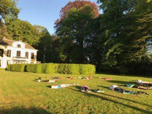 zomer yoga 2109 in Deventer en omgeving