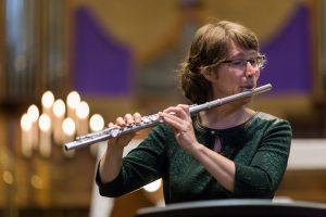 Stilte concert Nicole Schmaloer