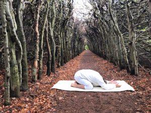 liggende yoga Deventer en omgeving