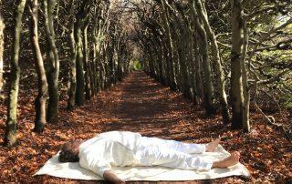 liggende yoga