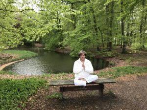 stilte yoga in Deventer en omgeving