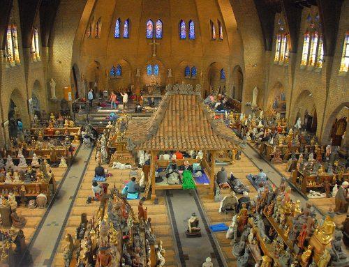 Klankenhealing bij 5000 Boeddha's