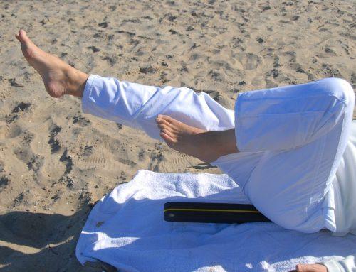 Backmitrayoga, verwen je rug met deze yogavorm