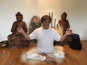 Yoga meditatie houdingen, burmesezit