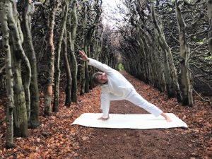 adem en yoga