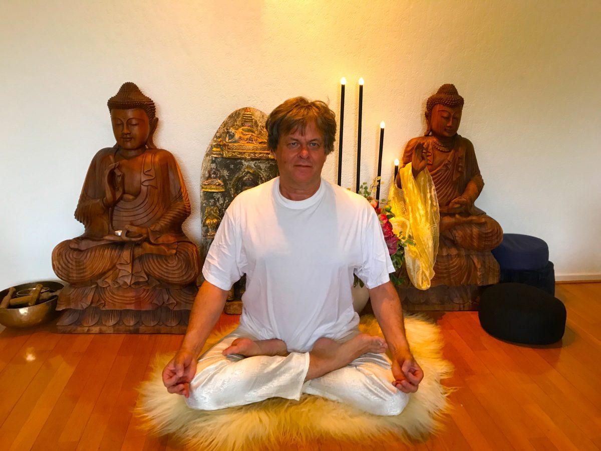 Overtollige spanning, loslaten met yoga