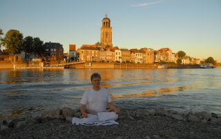 studenten yoga in Deventer en omgeving