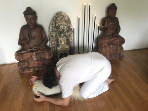 yoga boekweitkussen
