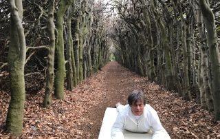 Yoga rugpijn training, ook online