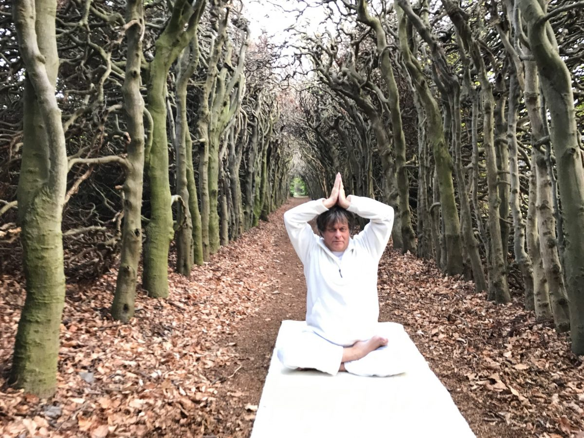 Viefde chakra yoga