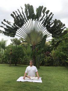 yoga door een yogi