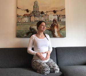 yogales zwangerschap