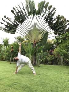 blue monday yoga en strekken